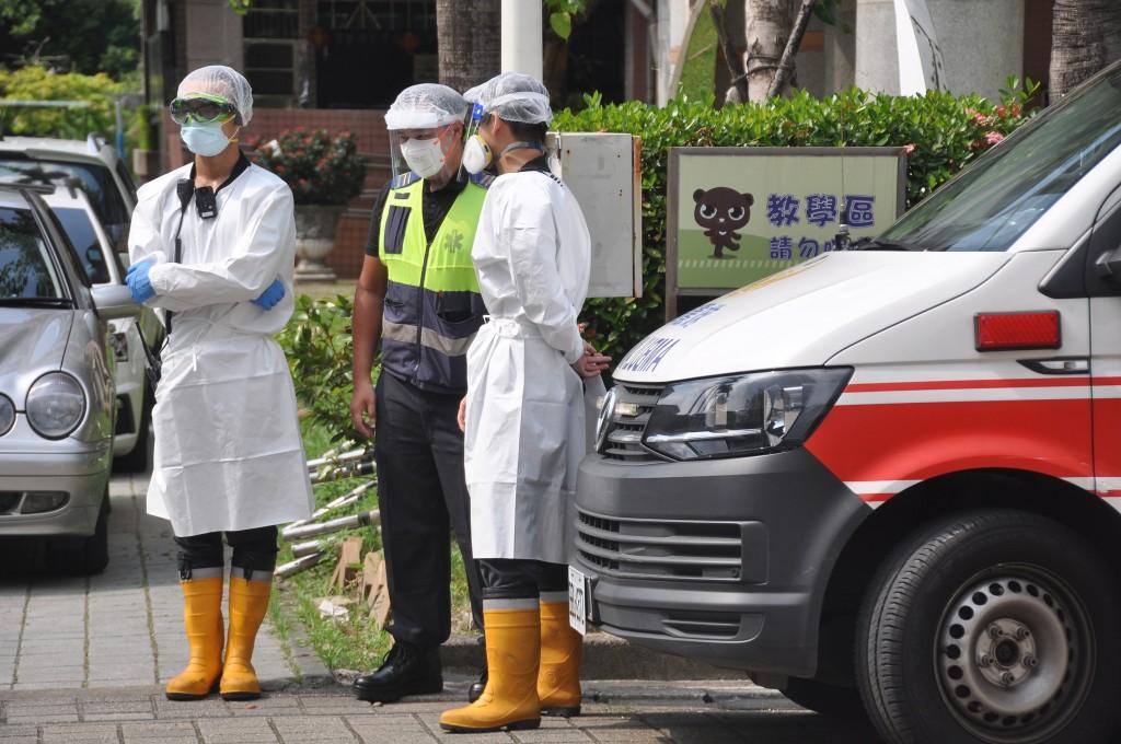 New Taipei City lowers COVID-19 alert.