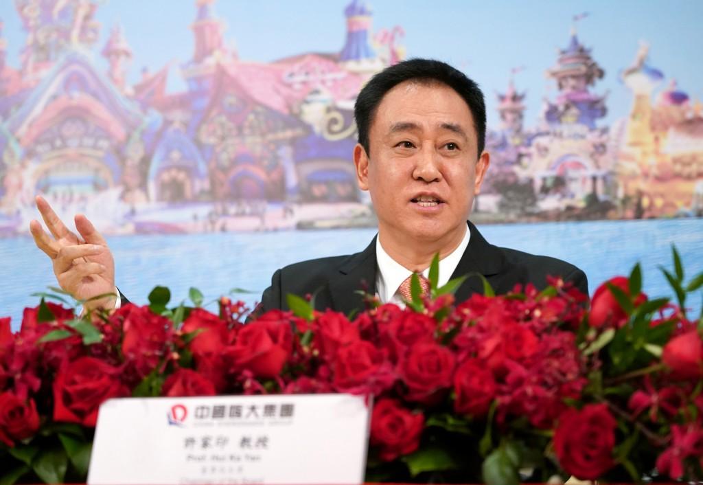 Hsu Chia-yin. (Xinhua photo viaCNA)