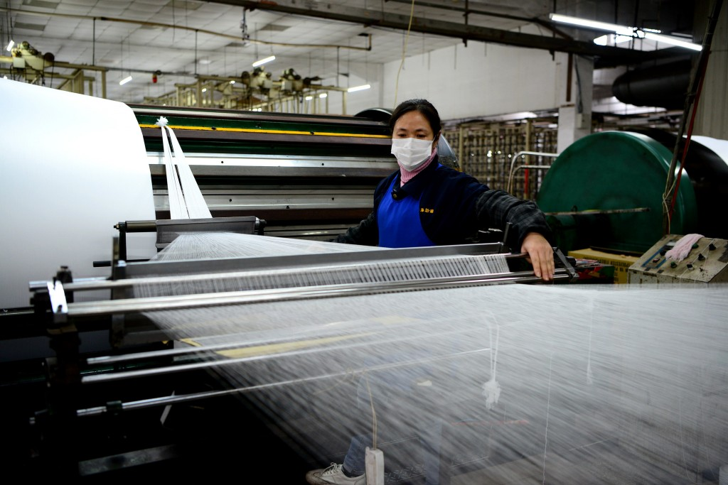 """Factory production has been suspended across China under the """"dual-control"""" plan."""