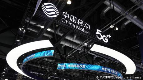 China Mobile is among the three telecoms firms delisted by the NYSE