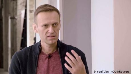 'I survived,' Navalny said in an Instagram post