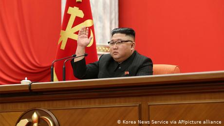 Kim's new title places him on the same footing as his father Kim Jong-il and grandfather and founder of the Democratic People's Republic of North Kore...