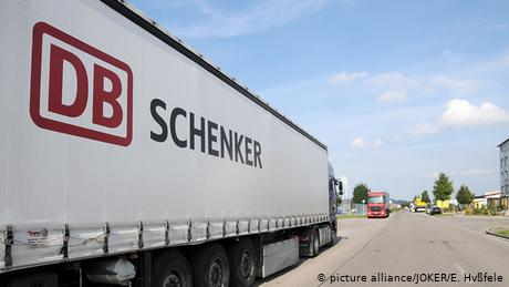 Brexit: Germany's DB Schenker suspends deliveries from EU to UK