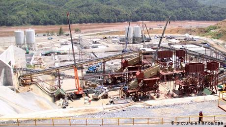 Construction of the Xayaburi dam was met with opposition by environmentalists