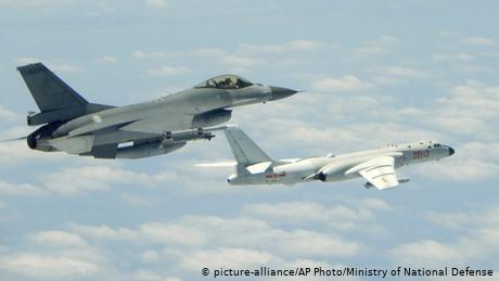 China regularly breaches Taiwanese airspace, but rarely with such a large number of aircraft