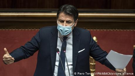 Conte will likely seek to build a new ruling coalition, but with whom?