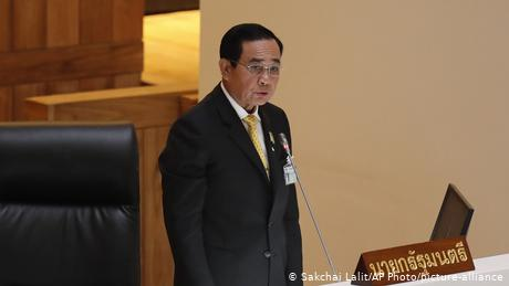 Prayuth Chan-ocha took office in 2019 after he overthrew an elected prime minister in 2014