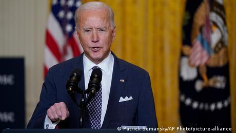 Joe Biden is seeking to repair trans-Atlantic ties after succeeding Donald Trump as US president