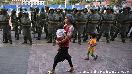 China has vehemently denied committing any human rights offenses in Xinjiang