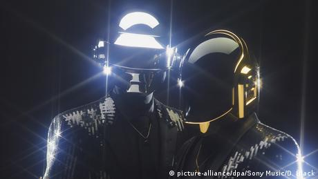 French duo Daft Punk announced the split on social media