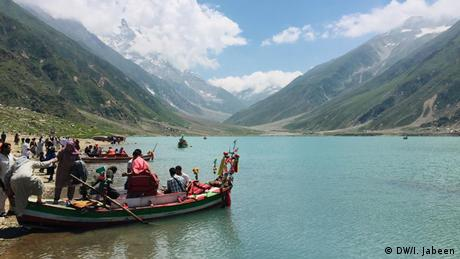 Kaghan and Naran, tourist attractions in Pakistan's Khyber Pakhtunkhwa province