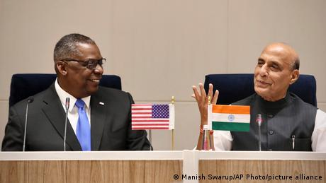 India and the US have drawn closer in recent years in the face of China's increasing assertiveness