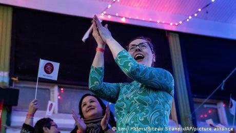 Inuit Ataqatigiit won after campaigning against the Kvanefjeld mining complex