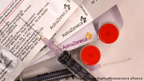 The EMA announcement comes amid concerns over a potential link between the AstraZeneca shot and rare blood clots