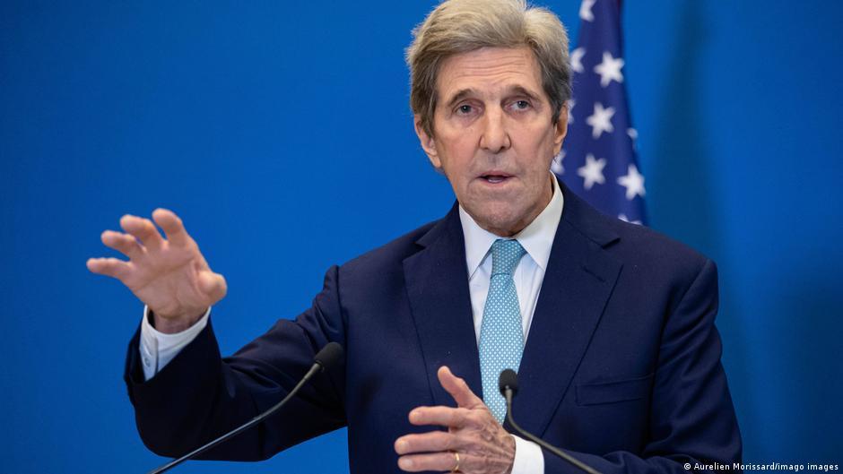美國氣候特使克裡(John Kerry)將於4月14日至17日出訪上海與首爾,與中國和韓國政府討論國際社會該如何應對氣候變遷。