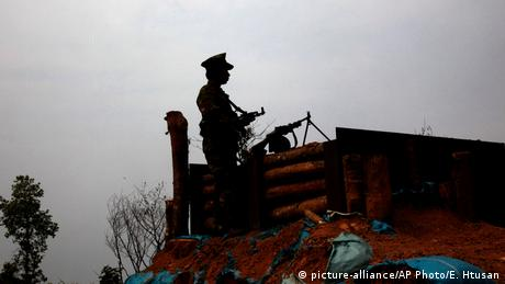The Kachin Independence Army has been in conflict with Myanmar's military rulersfor decades