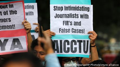 South Asian journalists are facing increasing constraints on their freedom of speech