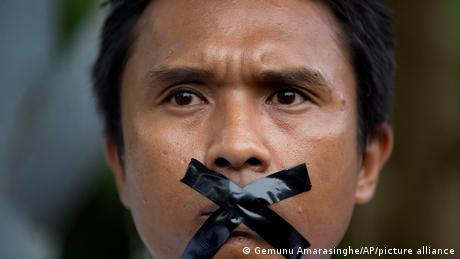 Myanmar's independent media outlets have been banned or have gone underground