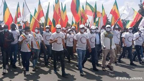 National elections in Ethiopia are scheduled for June 5
