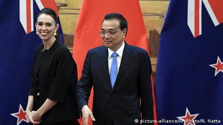 China is New Zealand's biggest trading partner