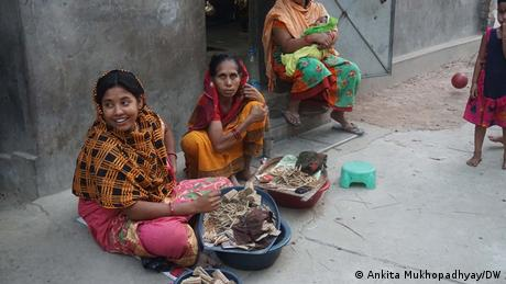 Beedi workers face several health risks due to the chemicals they handle while rolling the cigarettes