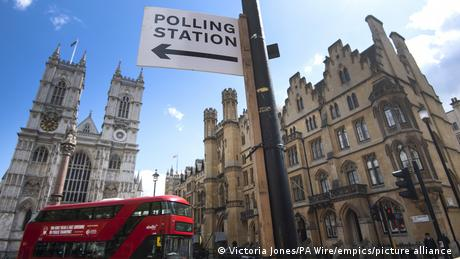 Adults in England, Scotland and Wales will all have the chance to vote in at least one poll