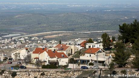 Israel's construction of settlements is illegal under international law