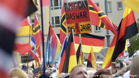 "Pegida has been declared ""anti-constitutional"" by Saxony authorities"