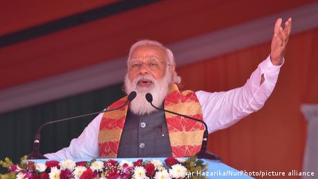 Modi's pandemic management has come under sharp criticism at home and abroad