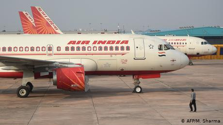 India's flag carrier airline was apparently notified of the breach in February