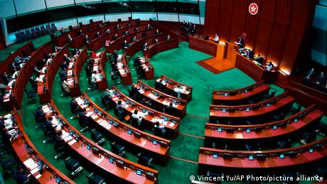 Hong Kong Chief Executive Carrie Lam has welcomed the reforms