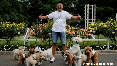 Some 60,000 pets joined Japanese households in 2020 in the midst of the pandemic