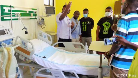 Kenyans in need of specialized medical treatment often opt to travel to India
