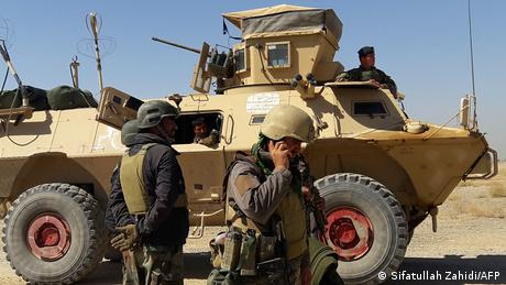 Clashes erupted earlier in May between Afghan security forces and Taliban fighters in the Busharan area in Helmand province, Afghanistan