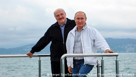 Putin met with Lukashenko for a second day of talks