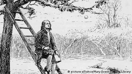 Newton's 'Principia' set out his laws of motion and, famously, of gravity