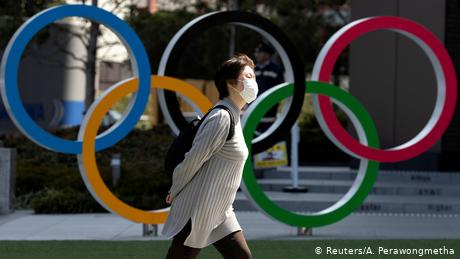 Japan is still struggling to contain the coronavirus ahead of the delayed Olympic opening