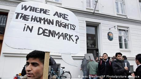 Denmark recently withdrew the residence permit of many Syrian refugees after declaring the country safe.