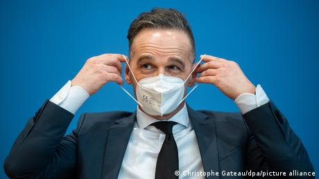 Maas appeared to target Hungary with his comments