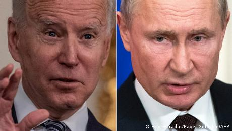 US President Joe Biden is scheduled to meet Russian President Vladimir Putin in Geneva on June 16