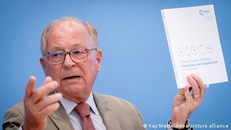 EU must speak with one voice on China: Wolfgang Ischinger