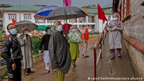 The LGBT+ community in Kashmir say they deserve to have equal access to medical care and state support