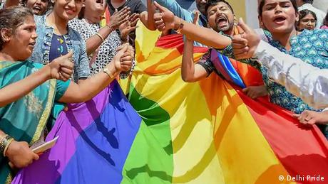 In 2018, India overturned a colonial-era law that criminalizes consensual gay sex, but members of the LGBTQ community say discrimination is still wide...