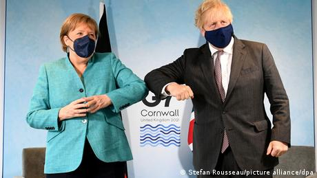 Merkel has dealt with Johnson down the years first as London's mayor, then as a Brexit campaign leader, then as foreign minister, and eventually as he...