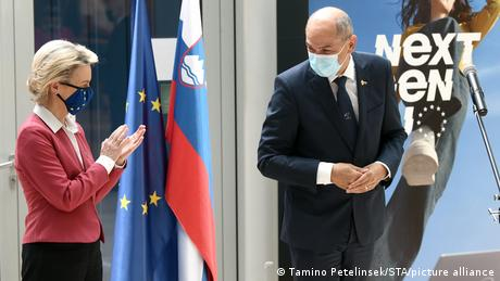 Some EU observers are concerned that Slovenia under Prime Minister Janez Jansa could go the way of Hungary and Poland