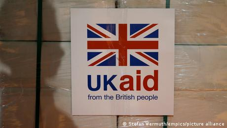 British Prime Minister Johnson says Conservatives are not against foreign aid but claims the UK cannot afford it right now