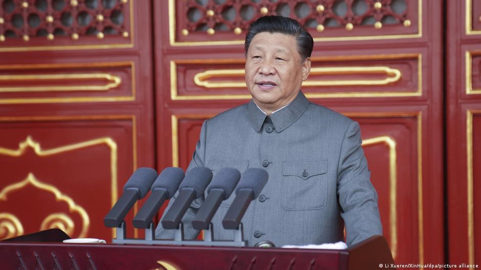 中國國家主席習近平7月1日在中共創黨百年慶祝活動上發表演說,內容觸及共產黨核心思想、國防、外交、港澳與台灣等廣泛議題。