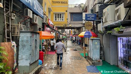 Micro, medium and small-scale business owners such as those in Delhi's Khan Market fear another COVID lockdown