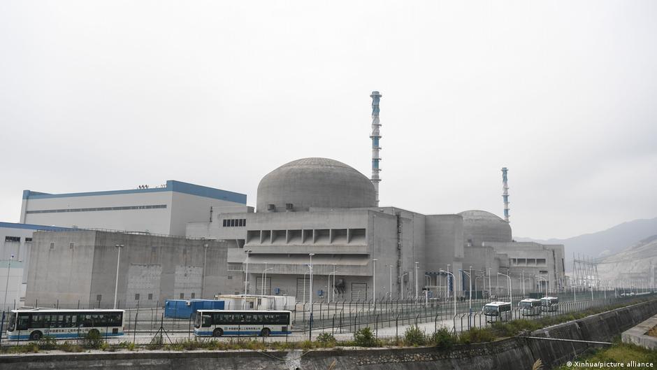 台山核電廠1號機組外觀