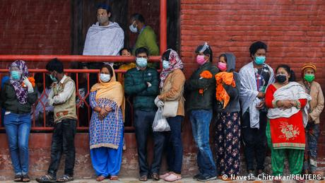 Nepal's second COVID wave in mid-May had overwhelmed the Himalayan nation's health system